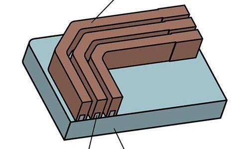 フレキシブル基板の製造方法の違い