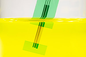 P-Flex™ PET で作る 電気化学センサー