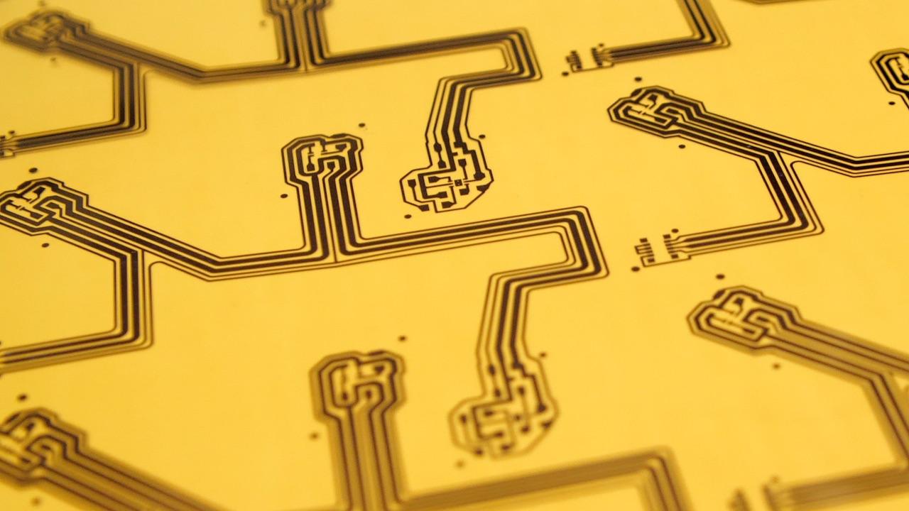 フレキ基板 製造工程 印刷