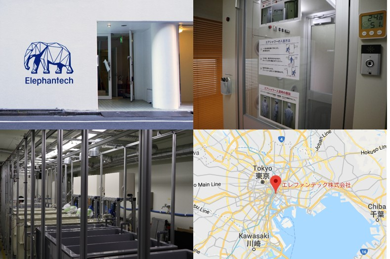 Operating our mass-production factory in Tokyo