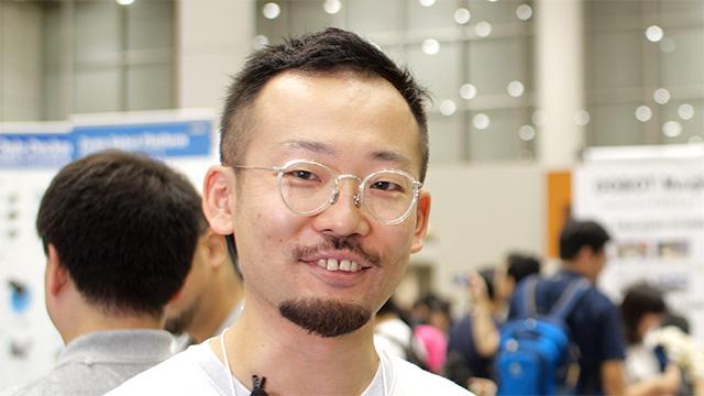金井 隆晴さん