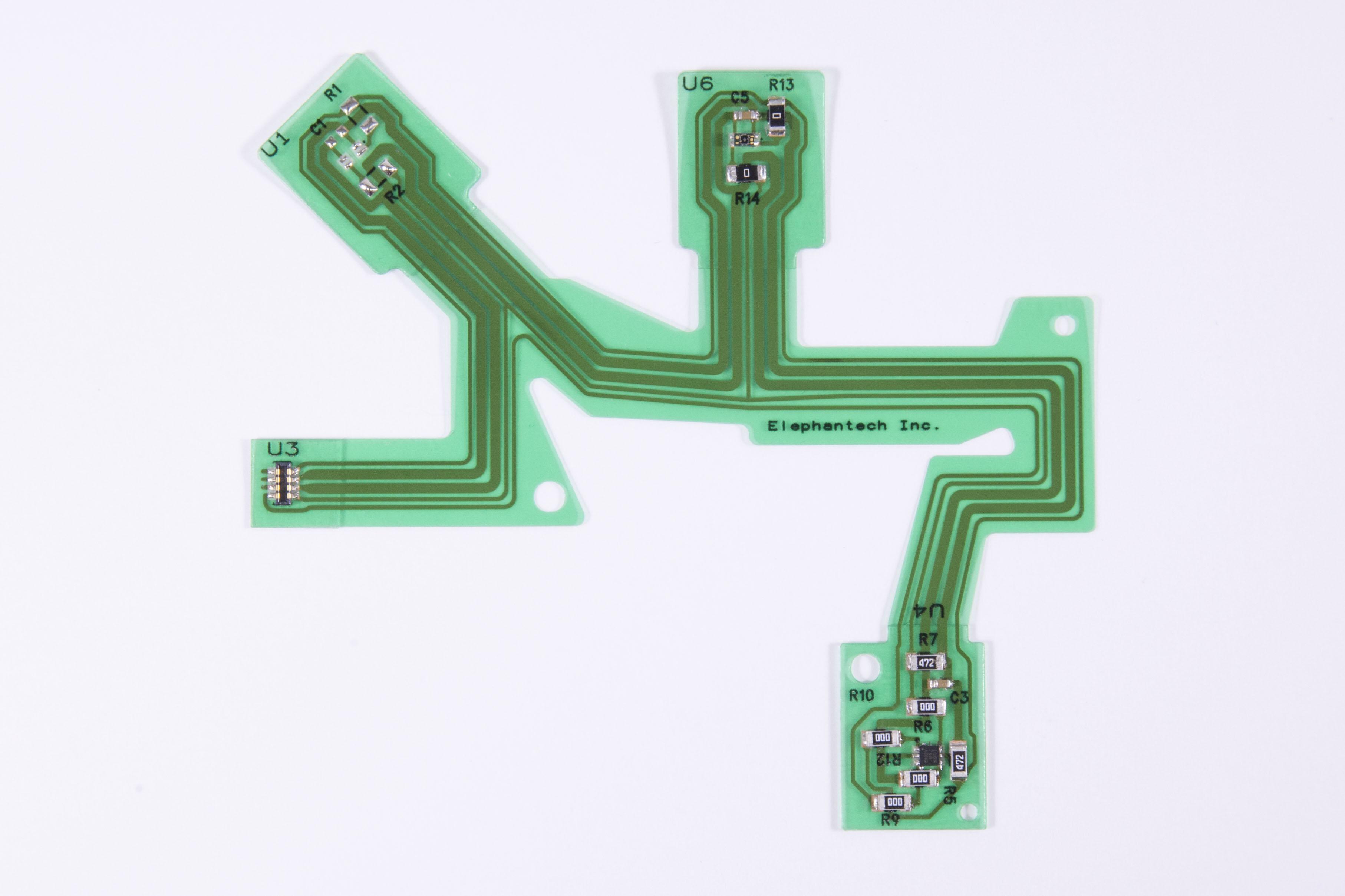 センサーモジュール サンプル基板