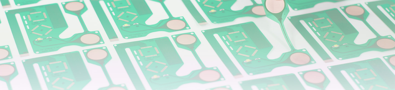 フレキシブル基板 P-Flex™:製品コスト、リードタイムの削減を実現