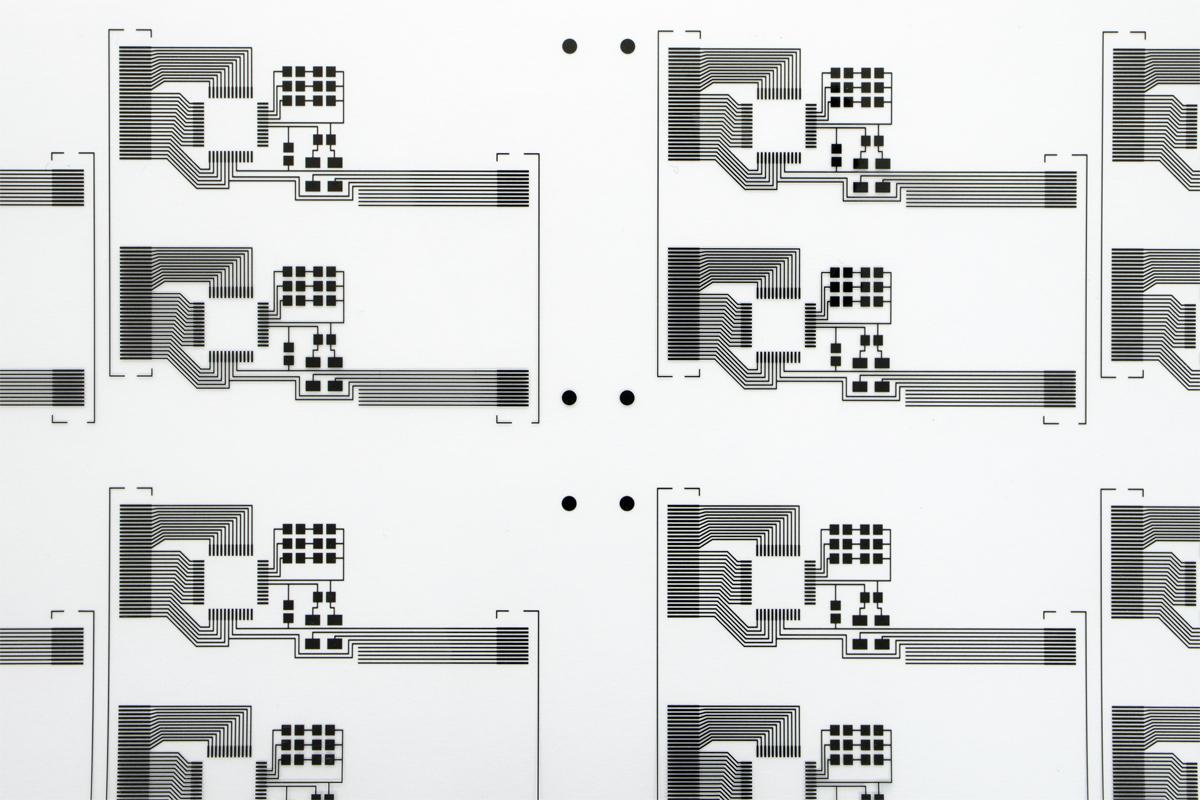 フレキ基板 製造工程 焼成
