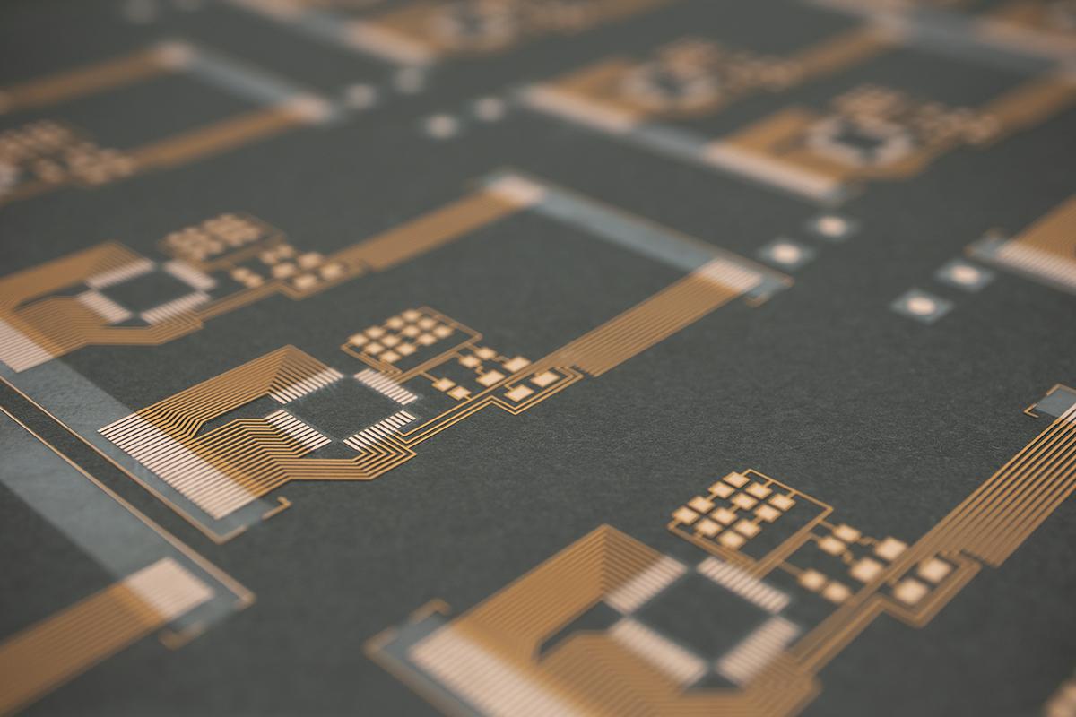 フレキ基板 製造工程 レジスト ピュアアディティブ
