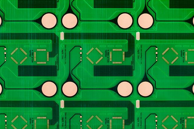Flex PCB manufacturing process solder resist