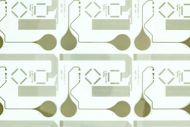 Flex PCB manufacturing process sintering